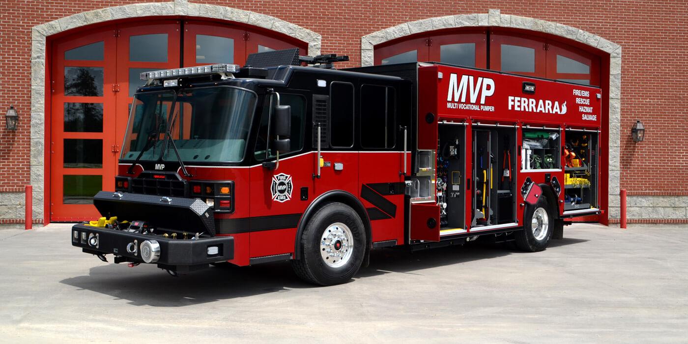MVP Rescue Pumper